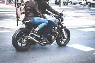 bike biker drive driver